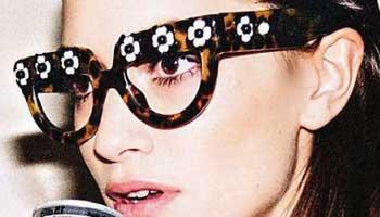 Gafas de vista Prada