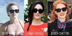 Gafas de los famosos