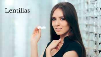 lente de contacto cosmética