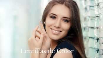 Lentes de contacto de color