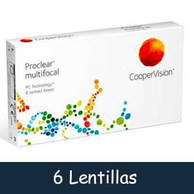 Lentillas Progresivas Proclear