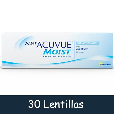 acuvue moist astigmatismo
