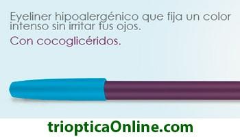 Lápiz de ojos hipoalergénico